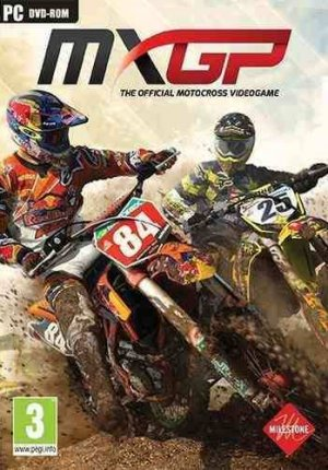 MXGP - The Official Motocross Videogame 2014