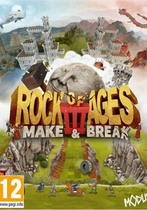 Скачать игру Rock of Ages 3: Make & Break в Тас Икс (Tas Ix)