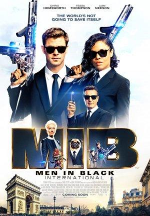 Люди в черном: Интернэшнл / Men in Black International
